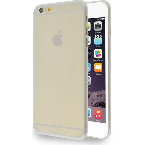 Azuri etui ultra cienkie do iphone 6 plus, tył, transparentne (azcovutappiph6pls-tra) darmowy odbiór w 20 miastach!
