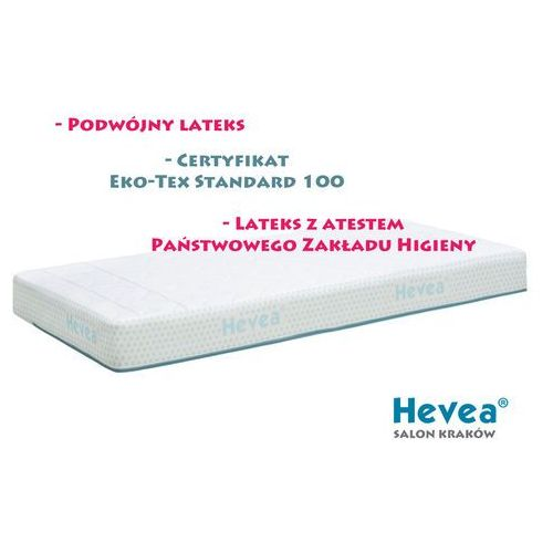 Materac baby comfort 120x60 marki Hevea