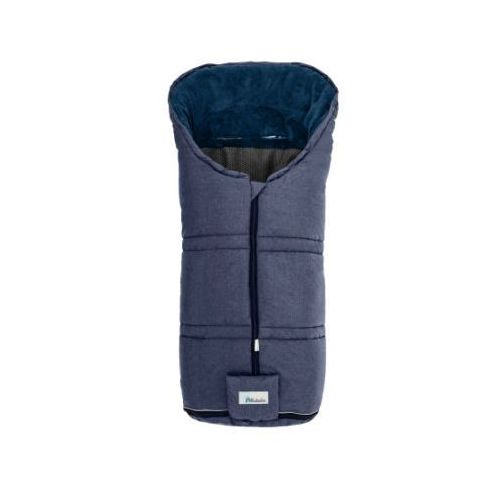Altabebe Śpiworek zimowy Sympatex Alpin Kollektion, blau-marine (4897077120788)