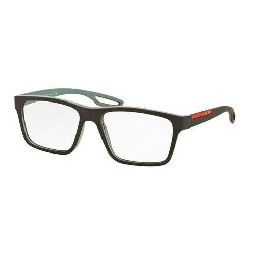 Prada linea rossa Okulary korekcyjne ps07fv ufj1o1