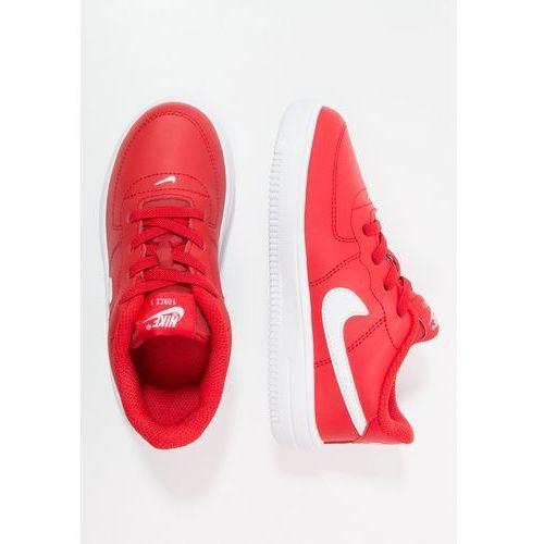 OKAZJA - Nike Sportswear FORCE 1 Półbuty wsuwane university red/white (0888412718542)