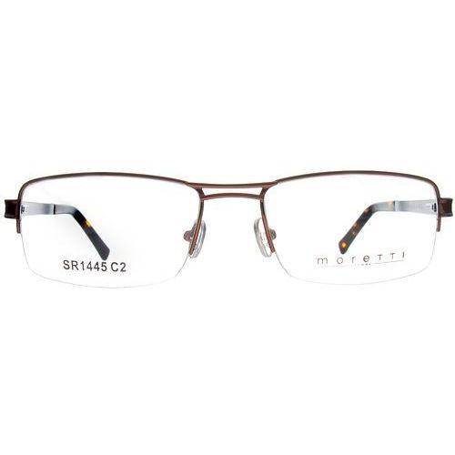 Moretti  sr 1445 c2 okulary korekcyjne + darmowa dostawa i zwrot