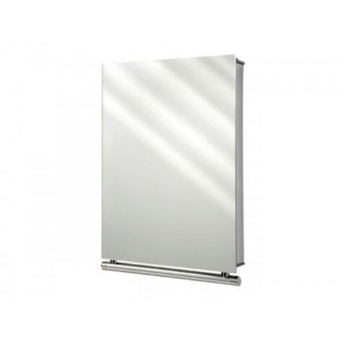 Tiger Boston szafka toaletowa z lustrem stal szczotkowana 3049.09, 3049.09