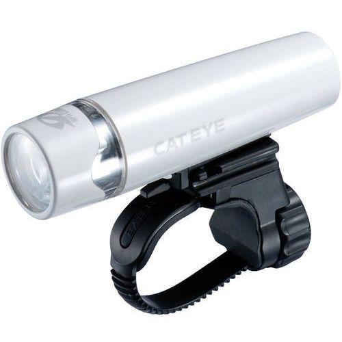 5339593 lampka rowerowa przednia hl-el010 uno biała marki Cateye