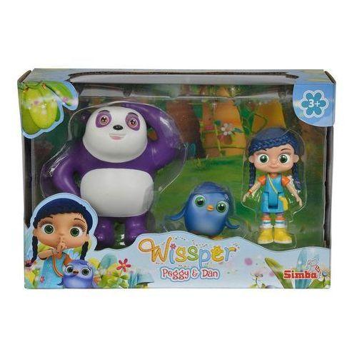 Wissper Figurki Peggy + Dan - Simba Toys (4052351015680)