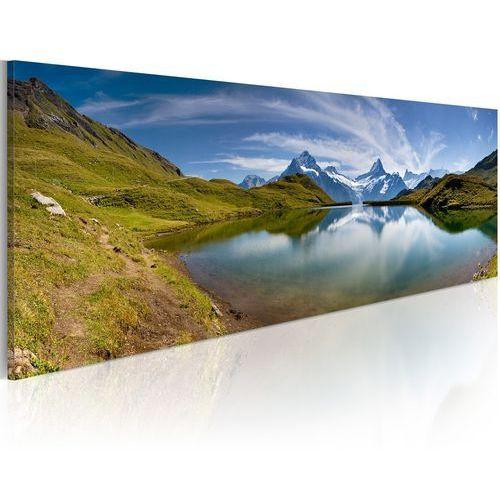 Obraz - mountain lake marki Artgeist