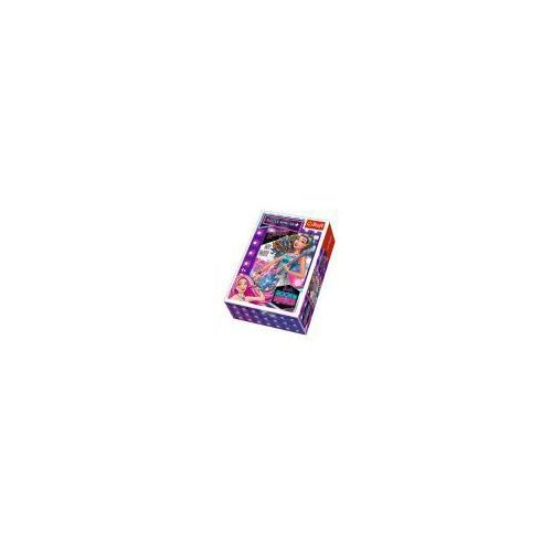 Trefl Puzzle mini barbie - rock & royals 54