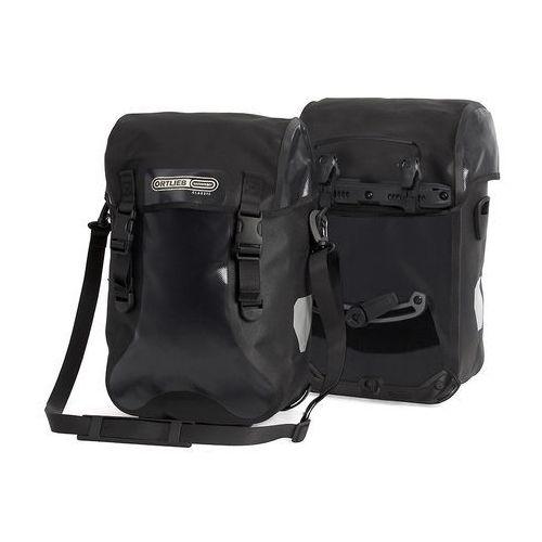 Ortlieb Sakwy sport packer classic ql2.1 czarny / montaż: tył / pojemność: 30 l
