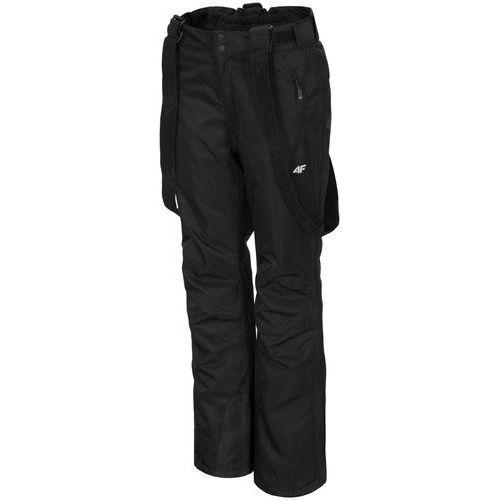 Damskie spodnie narciarskie z18 spdn001 20s czarny m marki 4f