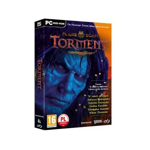Cdp plane scape torment enhanced edition marki Cd projekt