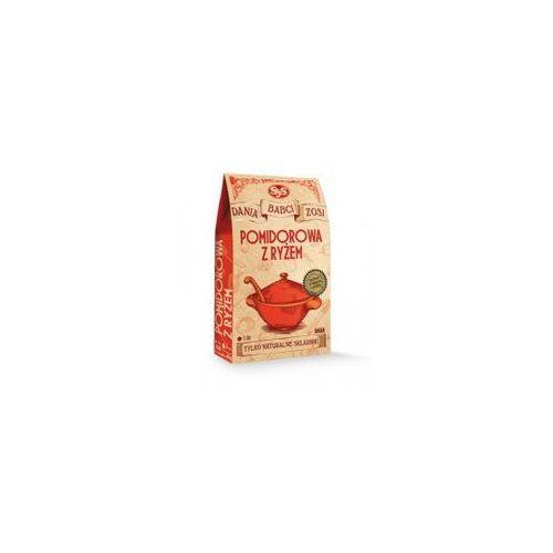 Zupa pomidorowa z ryżem 95g, 5903776000548