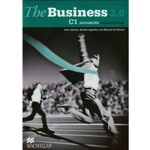 The Business 2.0 C1 Advanced Student's Book (podręcznik), Paul Emmerson