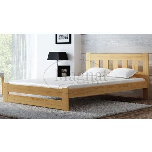Łóżko sosnowe Mila 160x200