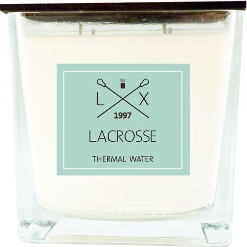 Świeca zapachowa thermal water 15x15 - thermal water marki Lacrosse