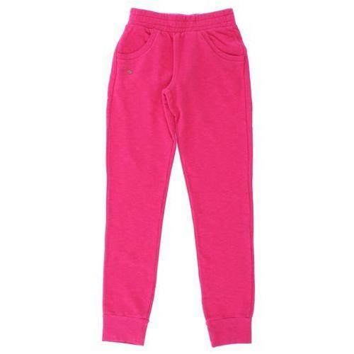 spodnie dresowe dziecięce różowy 14 lat marki Diesel