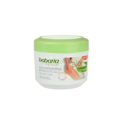aloe vera krem do ciała przeciw cellulitowi + do każdego zamówienia upominek. marki Babaria