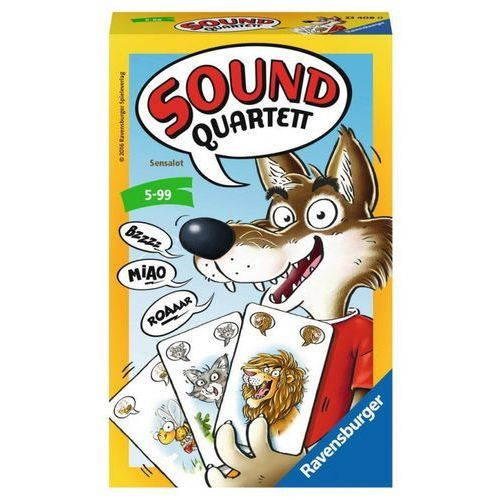 Ravensburger Gra sound quartet mini