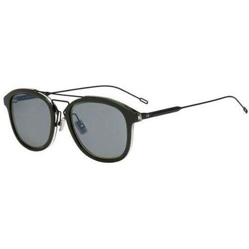 Okulary słoneczne black tie 227s tcl/3u marki Dior