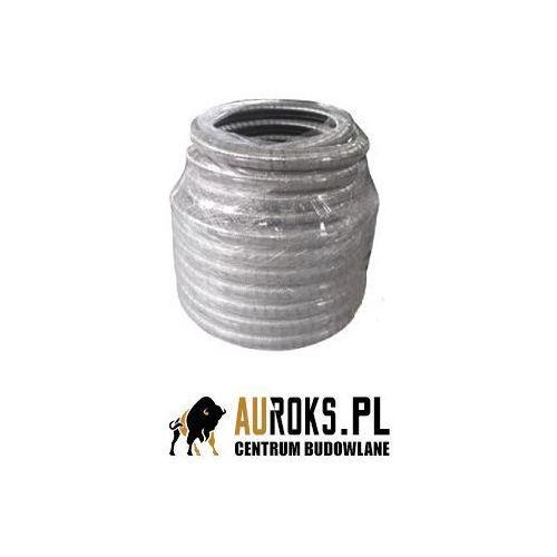 GIĘTKI PRZEWÓD SPALINOWY RURA ELASTYCZNA MK FLEX Z METRA O ŚREDNICY FI120 100CM 0,12 mm MK ŻARY z kategorii kominy grzewcze