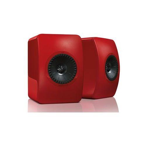 ls50 kolor: czerwony marki Kef