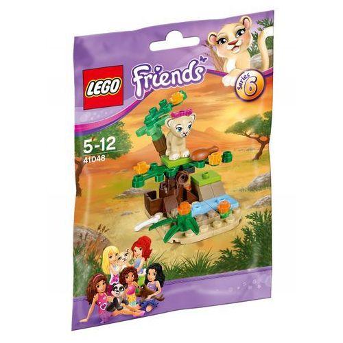 Lego FRIENDS Lwiątko na sawannie friends 41048