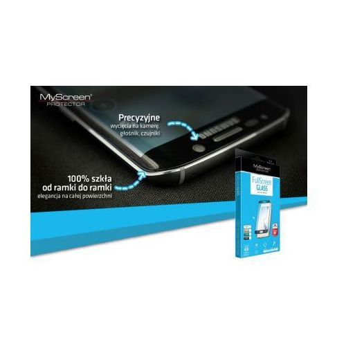 Szkło Hartowane MyScreen FullScreen GLASS Sony Xperia X