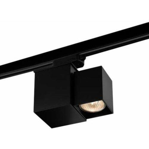 LAMPA sufitowa BIZEN 6629 Shilo reflektorowa OPRAWA regulowana do 3-fazowego systemu szynowego czarna (5903689966290)