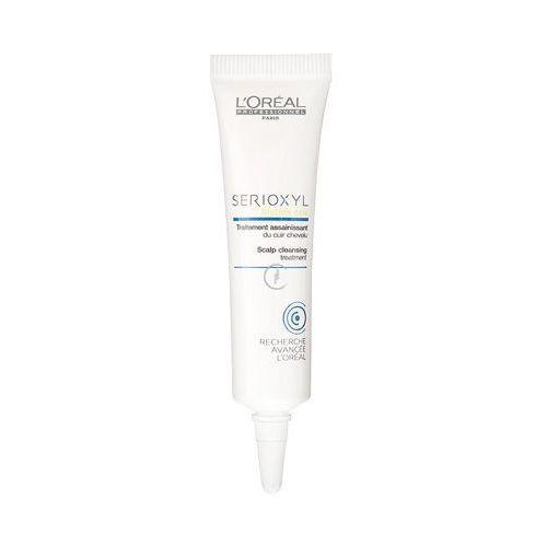 Loreal Serioxyl Scalp-Cleansing | Kuracja oczyszczająca skórę głowy 15ml