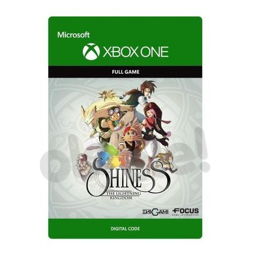 Shiness The Lightning Kingdom (Xbox One)