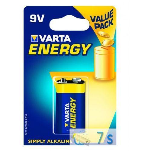 Varta BAVA 6LR61 alkaliczna 9V Darmowy odbiór w 16 miastach!, BAVA 4122