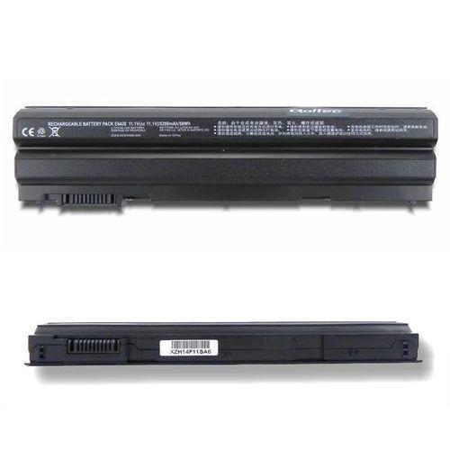 Bateria Qoltec Dell E6420 5200mAh 52503 DL E6420, 52503 DL E6420