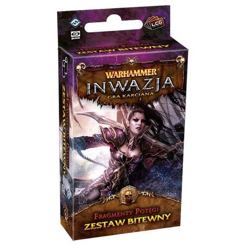 Fantasy flight games Warhammer inwazja: fragmenty potęgi
