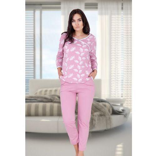 Piżama damska emilia niebieski marki M-max
