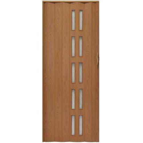 Drzwi Harmonijkowe 005S 42 Calvados Mat 80 cm
