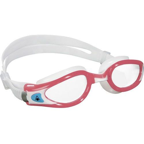 Aquasphere okulary kaiman exo lady jasne szkła, red obsession-white marki Aqua sphere