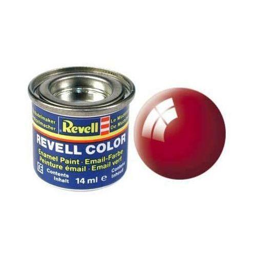 Farba olejna - fiery red gloss nr 31 / 14ml  32131 marki Revell