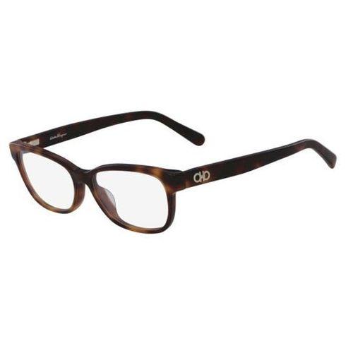 Okulary korekcyjne  sf 2788 214 marki Salvatore ferragamo