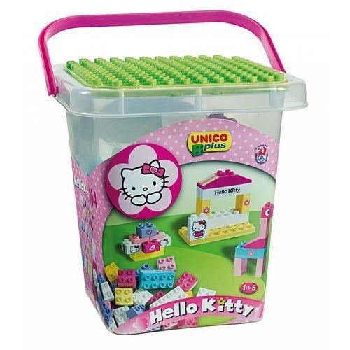 Unico Klocki Hello Kitty Wiaderko duże - BEZPŁATNY ODBIÓR: WROCŁAW!