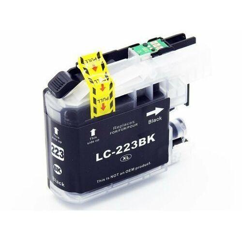 LC223 BK Tusz czarny do Brother DCP-J4120DW MFC-J4420DW / Nowy zamiennik / 26ml