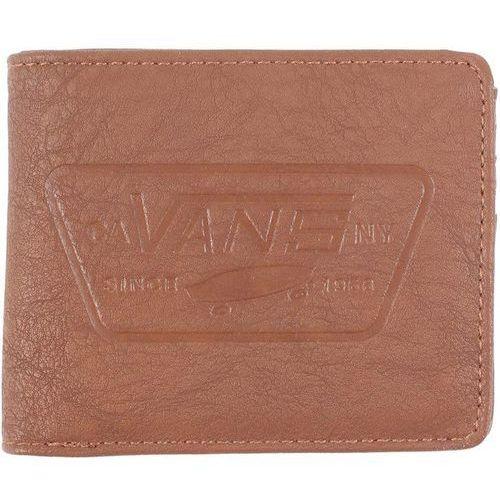 Vans Portfel  - full patch bifold golden brown (1m7) rozmiar: os