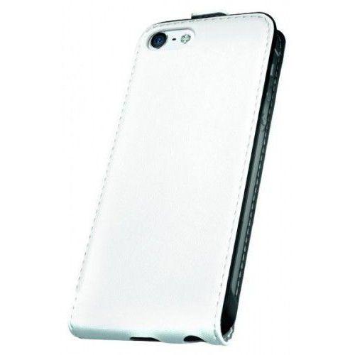 Etui OXO XFLIP65COLWH6 do Iphone 6 + (5.5) Flapcase Biały, kolor biały