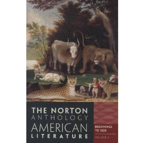 The Norton Anthology of American Literature (9780393934762)