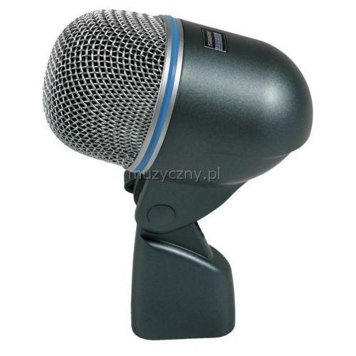 beta 52 mikrofon dynamiczny (do centrali lub basu) marki Shure