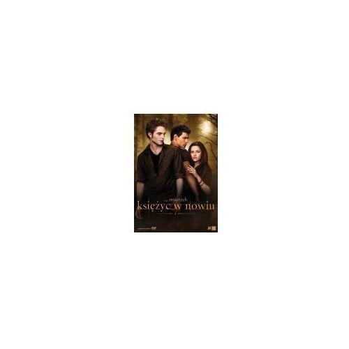 Saga Zmierzch: Księżyc w nowiu (booklet DVD) (9788365736154)