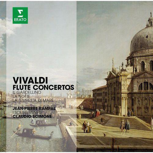 Warner music / erato The erato story. vivaldi: flute concertos - rampal, jean-pierre, isv, scimone, c. (płyta cd) (0825646332779)