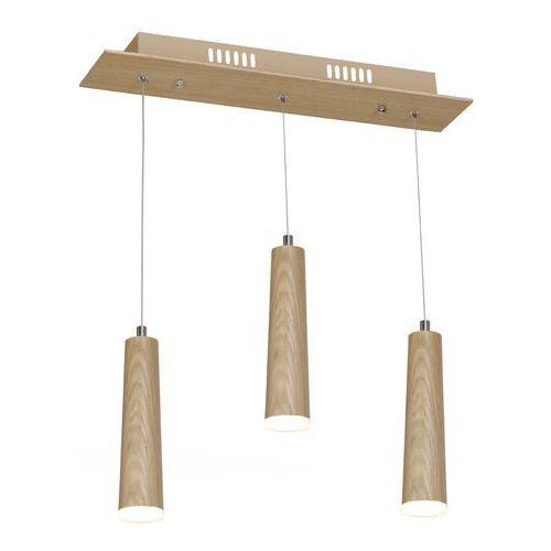 Milagro lampa wisząca led stick bezowy 566