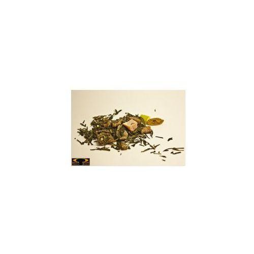 herbata Zielona Sencha Premium 'Melon i Pistacja' 50g, 8871484