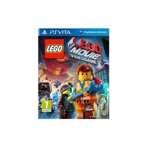 LEGO Movie The Videogame (PSV)