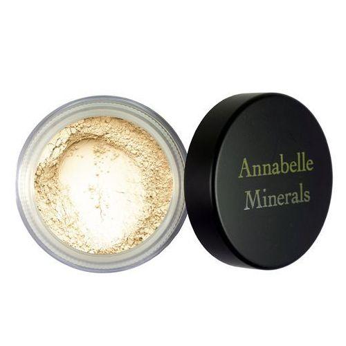 Annabelle minerals - mineralny podkład matujący - 10 g : rodzaj - sunny light (5902288740232)