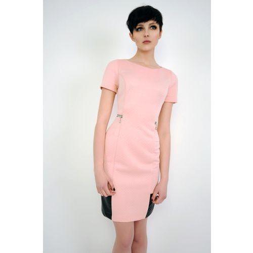 Sukienka Violette Różowy, kolor fioletowy
